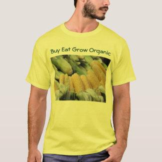 Kauf essen wachsen das Bio Shirt der Männer
