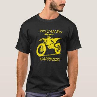 Kauf-Glück - Gelb auf Schwarzem (Suzuki) T-Shirt