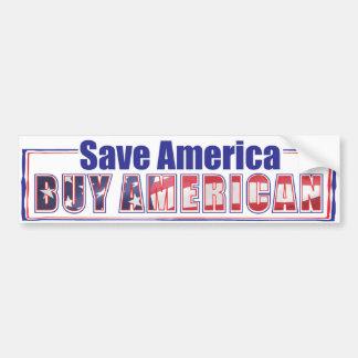 kaufen Sie Amerikaner 2 Autoaufkleber