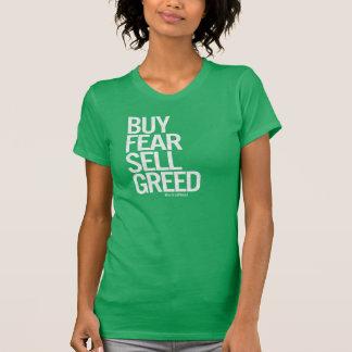 """""""Kaufen Sie Furcht, das T-Stück der T-Shirt"""