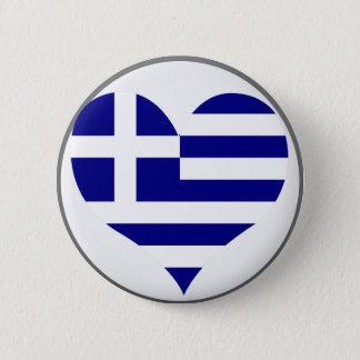 Kaufen Sie Griechenland-Flagge Runder Button 5,7 Cm