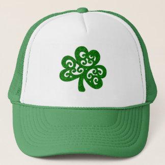 Kaufen Sie irischen Kleeblatt-Hut für Tag St. Truckerkappe