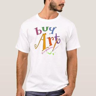 KAUFEN SIE KUNST T-Shirt