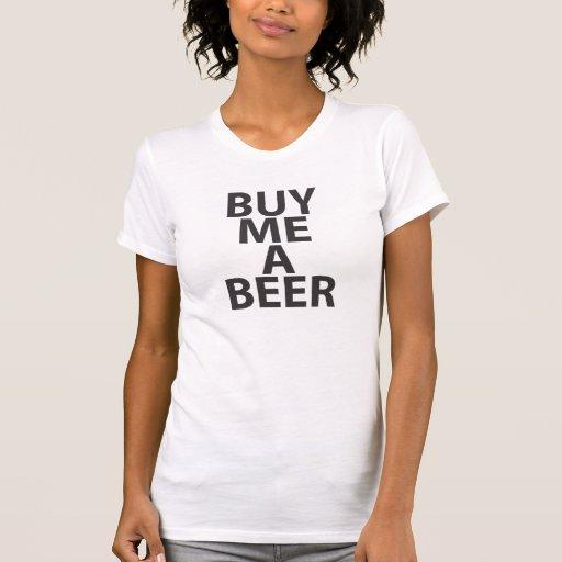 Kaufen Sie mich ein Bier Bachelorette T-Stück Shirts