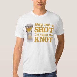 Kaufen Sie mich einen Schuss, den ich den Knoten Hemden