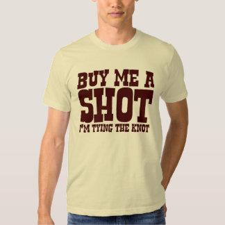Kaufen Sie mich einen Schuss. Ich binde den Knoten Tshirt