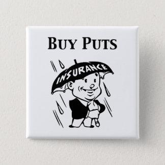Kaufen Sie sich setzt Quadratischer Button 5,1 Cm
