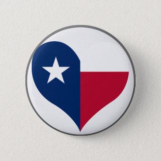 Kaufen Sie Texas-Flagge Runder Button 5,7 Cm