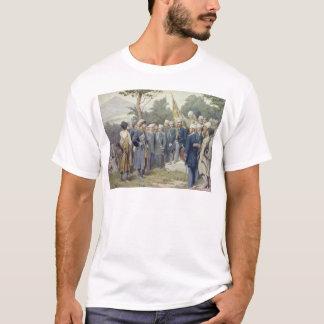 Kaukasischer Führer Shamil T-Shirt
