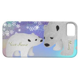 Kaum dort Eisbären iPhone 5 Schutzhüllen