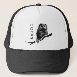 Kauz Eule Uhu käuzchen owl bird kauzig Truckerkappe