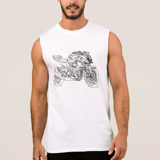 Kaw Z800 2013 Ärmelloses Shirt