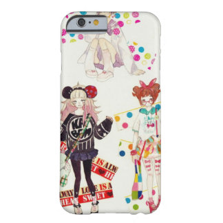 Kawaii Anime IPhone Fall Barely There iPhone 6 Hülle