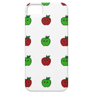 Kawaii Apfelentwurf für iPhone Fall iPhone 5 Hüllen
