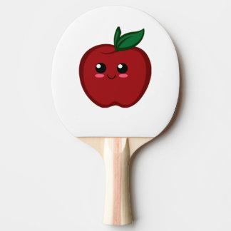 Kawaii Apple Tischtennis Schläger
