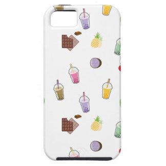 Kawaii Blasen-Tee Etui Fürs iPhone 5