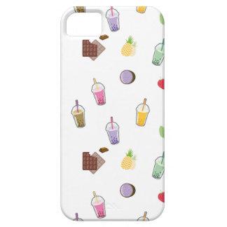 Kawaii Blasen-Tee Schutzhülle Fürs iPhone 5