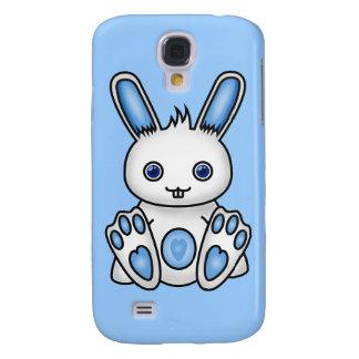 Kawaii Blau-Häschen Galaxy S4 Hülle