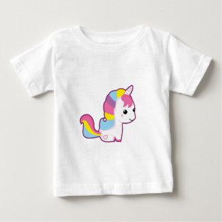 Kawaii Einhorn Baby T-shirt