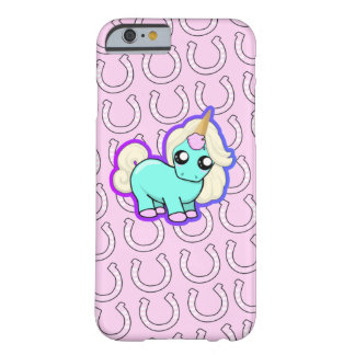 Kawaii Einhorn! Barely There iPhone 6 Hülle