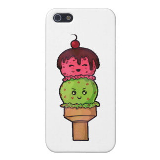 Kawaii Eiscreme iPhone Fall iPhone 5 Hüllen