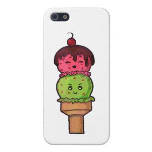 Kawaii Eiscreme iPhone Fall Schutzhülle Fürs iPhone 5