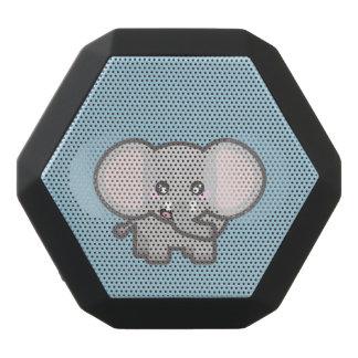 Kawaii Elefant Schwarze Bluetooth Lautsprecher