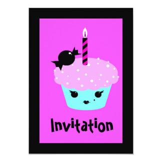 Kawaii Emo Einladung