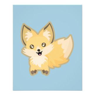 Kawaii Fox Flyer