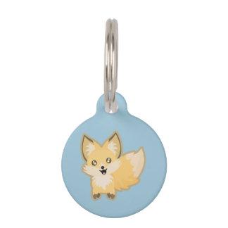 Kawaii Fox Haustiermarke
