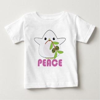 Kawaii Frieden tauchte mit Säuglings-T - Shirt der