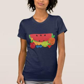 Kawaii Frucht-Gruppe Hemd