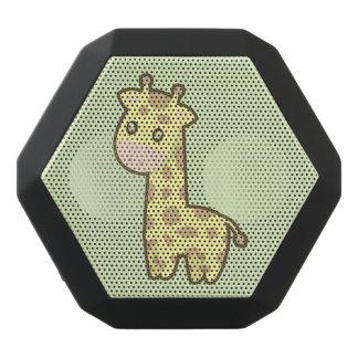 Kawaii Giraffe Schwarze Bluetooth Lautsprecher