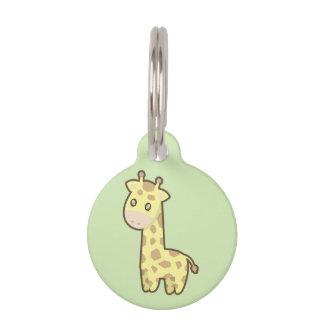 Kawaii Giraffe Tiernamensmarke