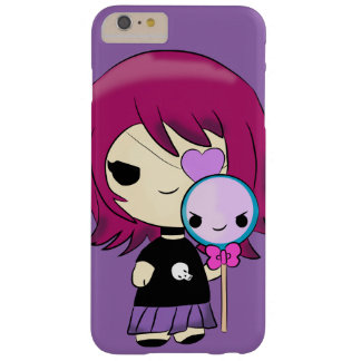 Kawaii gotischer Kasten des Telefons 6/6s Mädchens Barely There iPhone 6 Plus Hülle