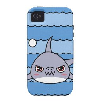 Kawaii Haifisch Case-Mate iPhone 4 Hülle