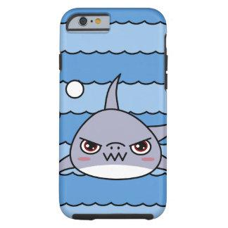 Kawaii Haifisch Tough iPhone 6 Hülle