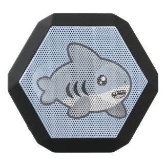 Kawaii Haifisch Schwarze Bluetooth Lautsprecher