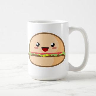 Kawaii Hamburger Kaffeetasse