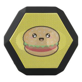 Kawaii Hamburger Schwarze Bluetooth Lautsprecher