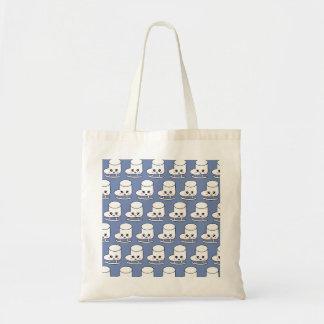 Kawaii japanische Kunst-Zahl Taschen-Tasche Tragetasche