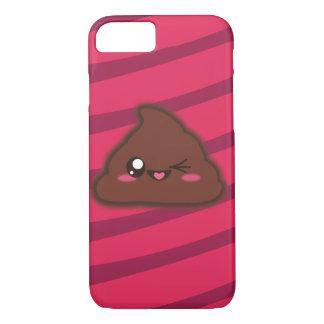 Kawaii kacken Argument für iphone 7 iPhone 8/7 Hülle