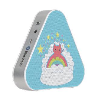 Kawaii Katzen-Wolken-Lautsprecher Bluetooth Lautsprecher