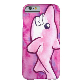 Kawaii Kobold-Haifisch Barely There iPhone 6 Hülle