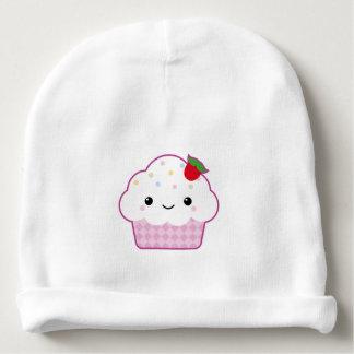 Kawaii Kuchen-Baby-Material Babymütze