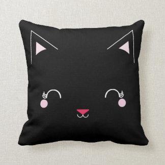 kawaii MIEZEKATZEcat-Kissenkissengeschenk 2 Kissen