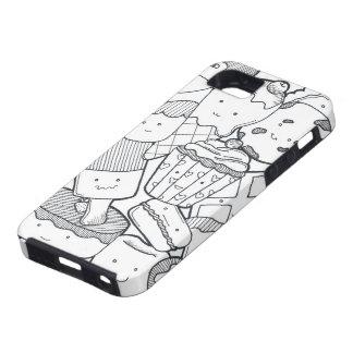 Kawaii Nachtische Hülle Fürs iPhone 5