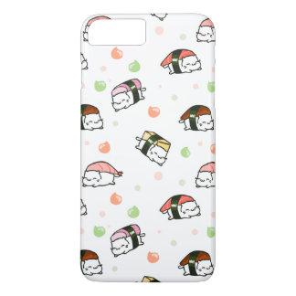 Kawaii Neko Nigiri iPhone 8 Plus/7 Plus Hülle