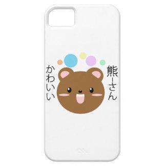 Kawaii/niedlicher Bär iPhone 5 Etui