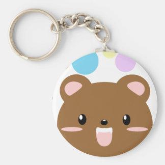Kawaii/niedlicher Bär Schlüsselanhänger